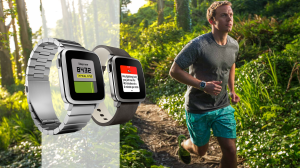 Pebble Time Update provides new health features